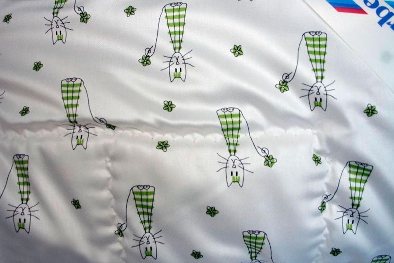 Одеяло Китти (детское) от ТМ Billerbeck недорого