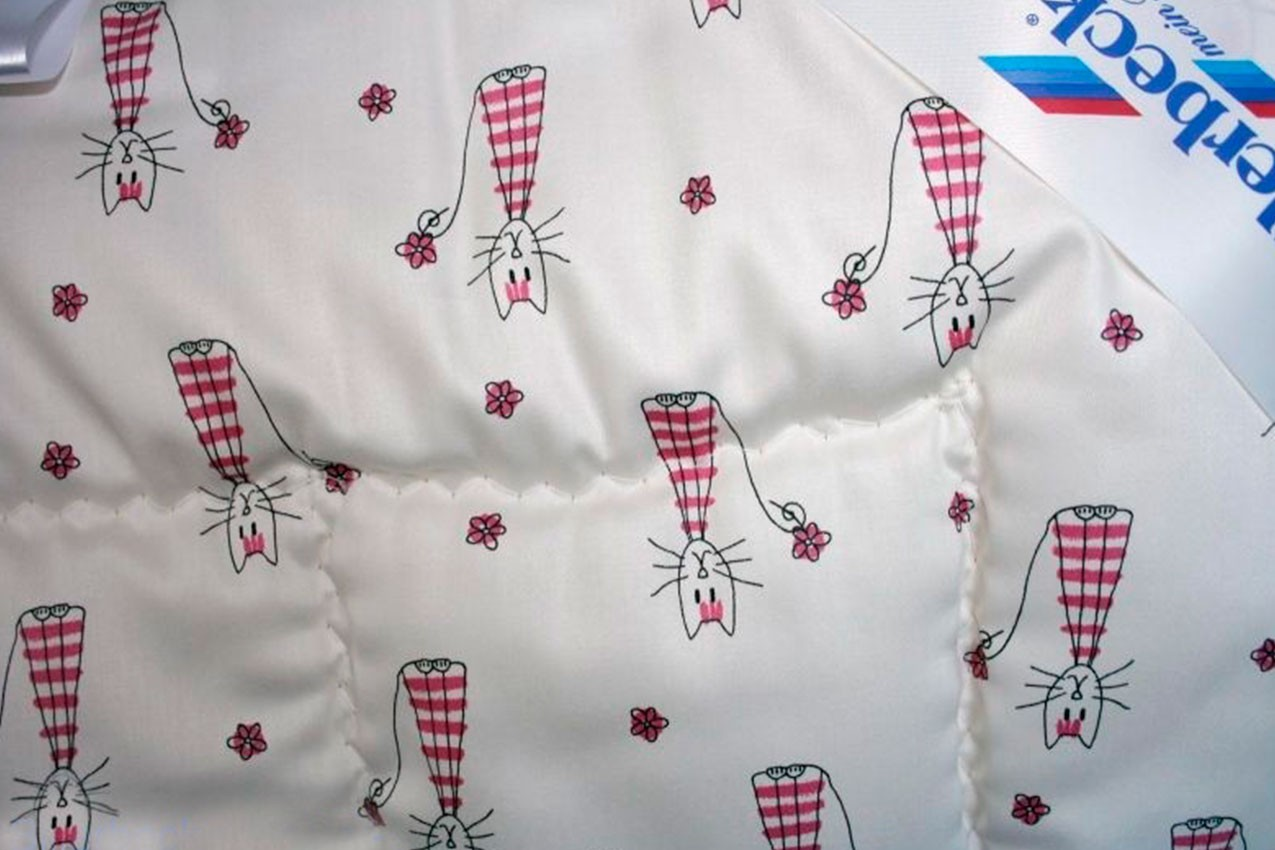 Одеяло Китти (детское) от ТМ Billerbeck в Украине