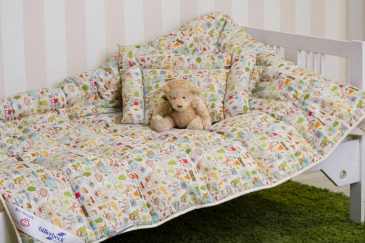 Одеяло Юниор облегченное (детское) от ТМ Billerbeck недорого