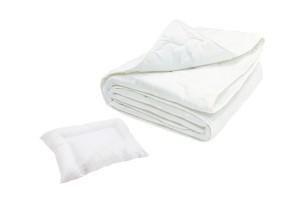 Одеяло + Подушка детские Foxy