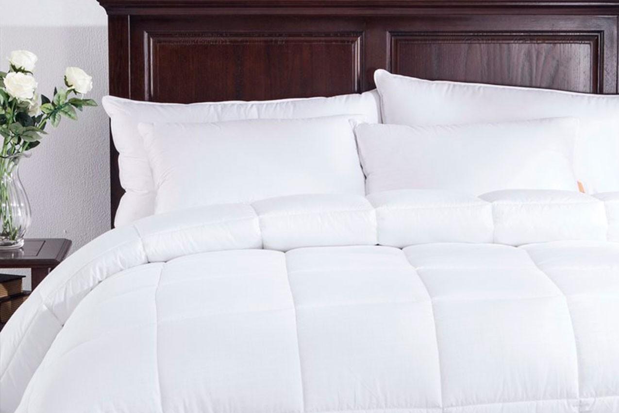 Одеяло Comfort Night Лето (Микросатин на хлопке) от ТМ Ютек недорого