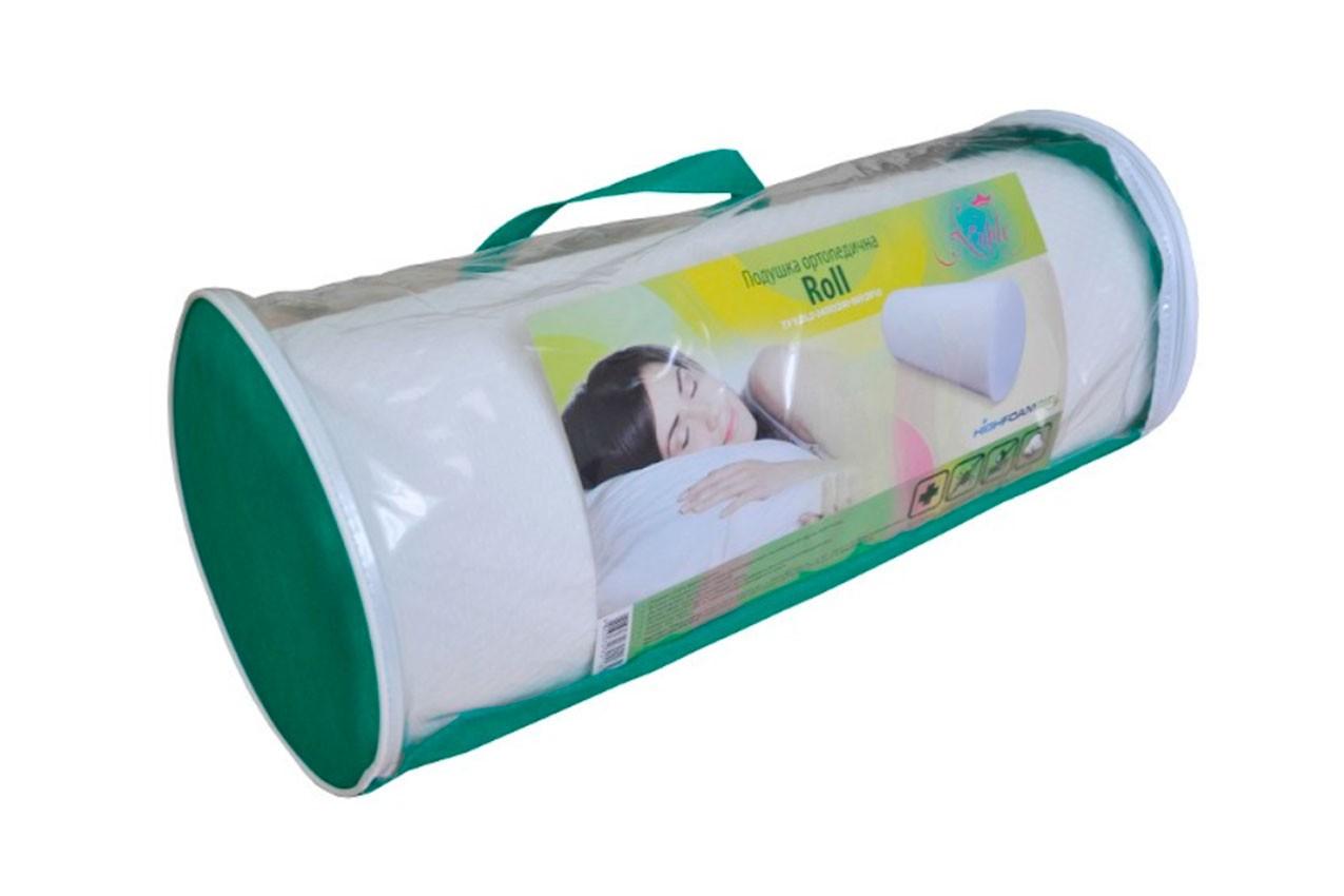 Ортопедическая подушка Roll от ТМ Highfoam - Noble недорого