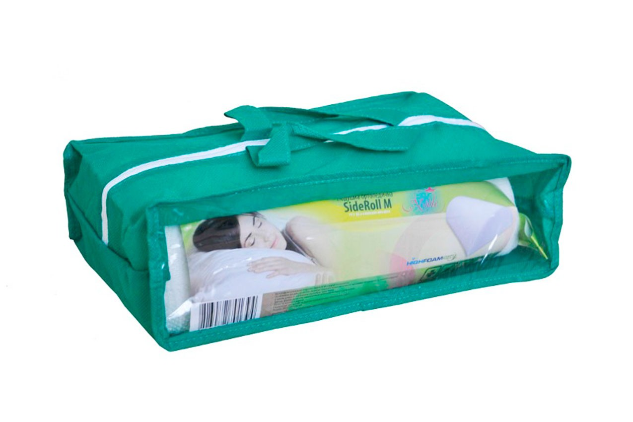 Ортопедическая подушка SideRoll M от ТМ Highfoam - Noble недорого
