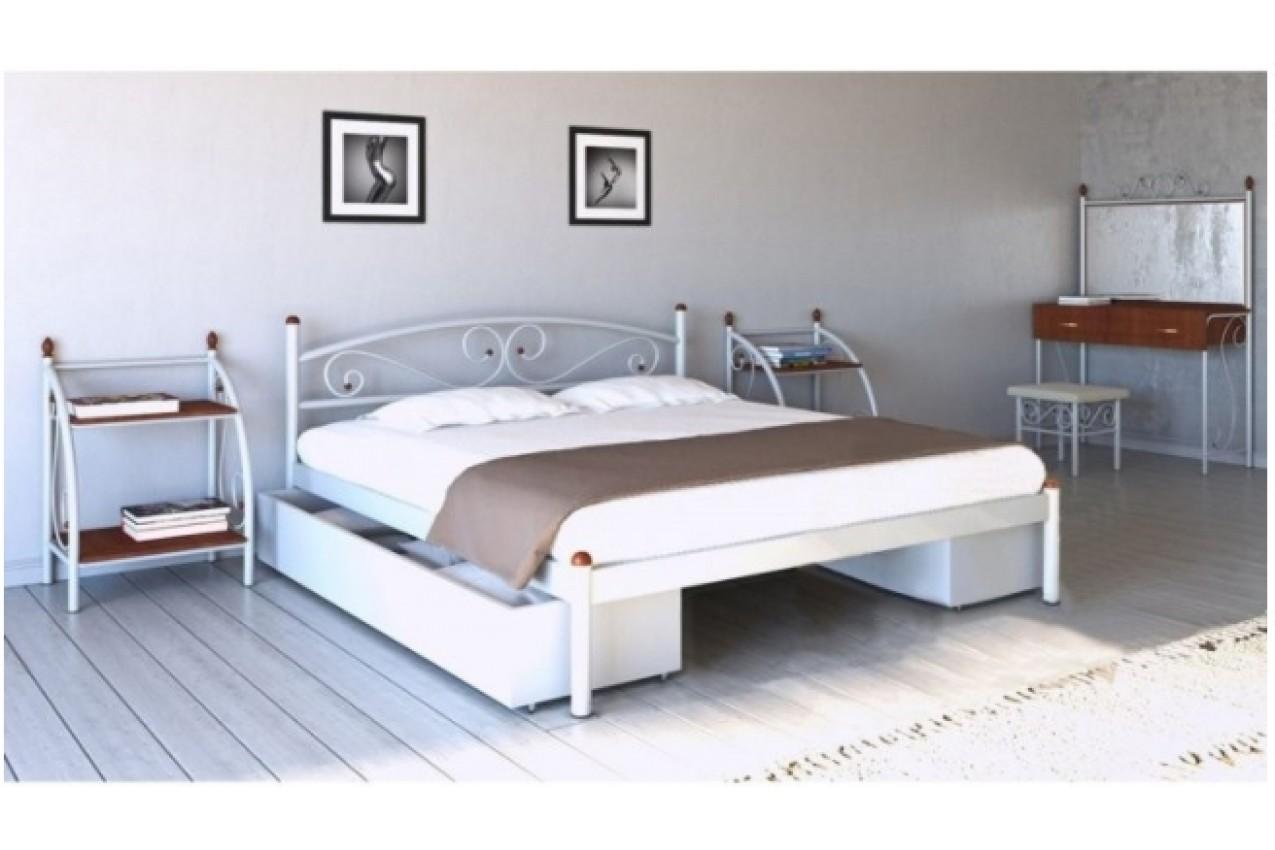 Фото  Дополнительные аксессуары кроватей Выдвижной ящик для кроватей Металл-Дизайн от ТМ Металл-Дизайн