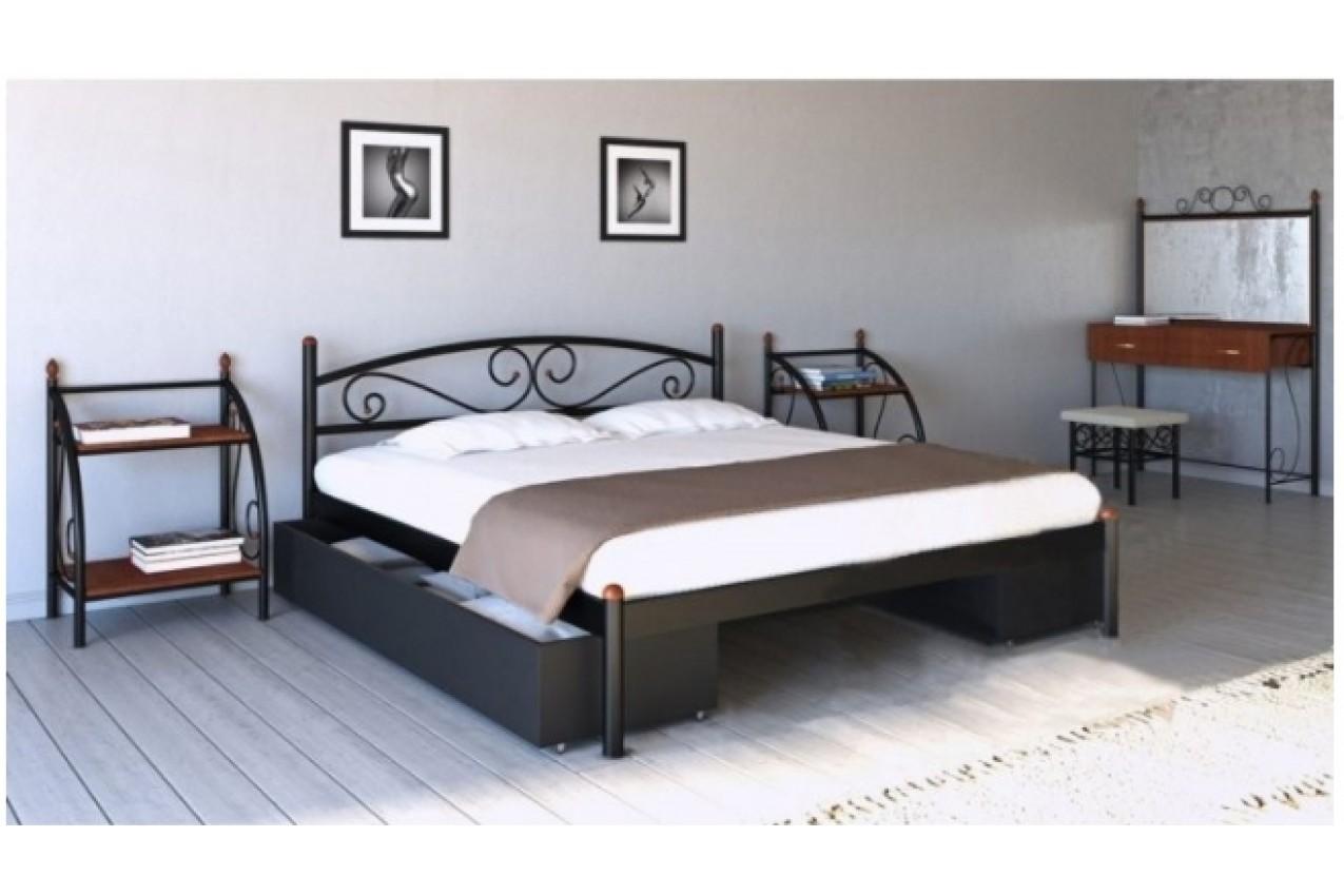 Дополнительные аксессуары кроватей Выдвижной ящик для кроватей Металл-Дизайн от ТМ Металл-Дизайн недорого