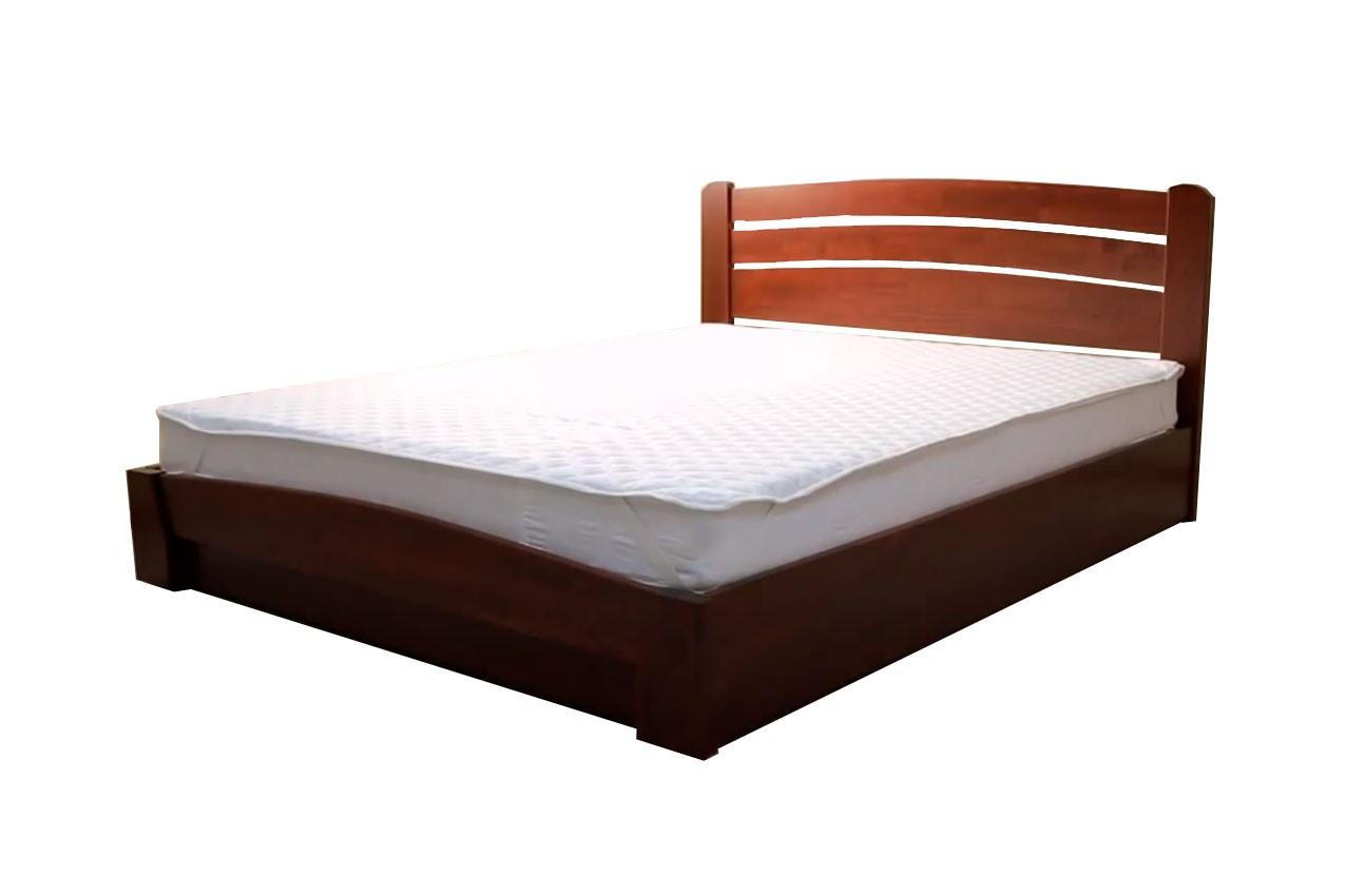 Деревянная кровать Селена Аури от ТМ ЭСТЕЛЛА недорого