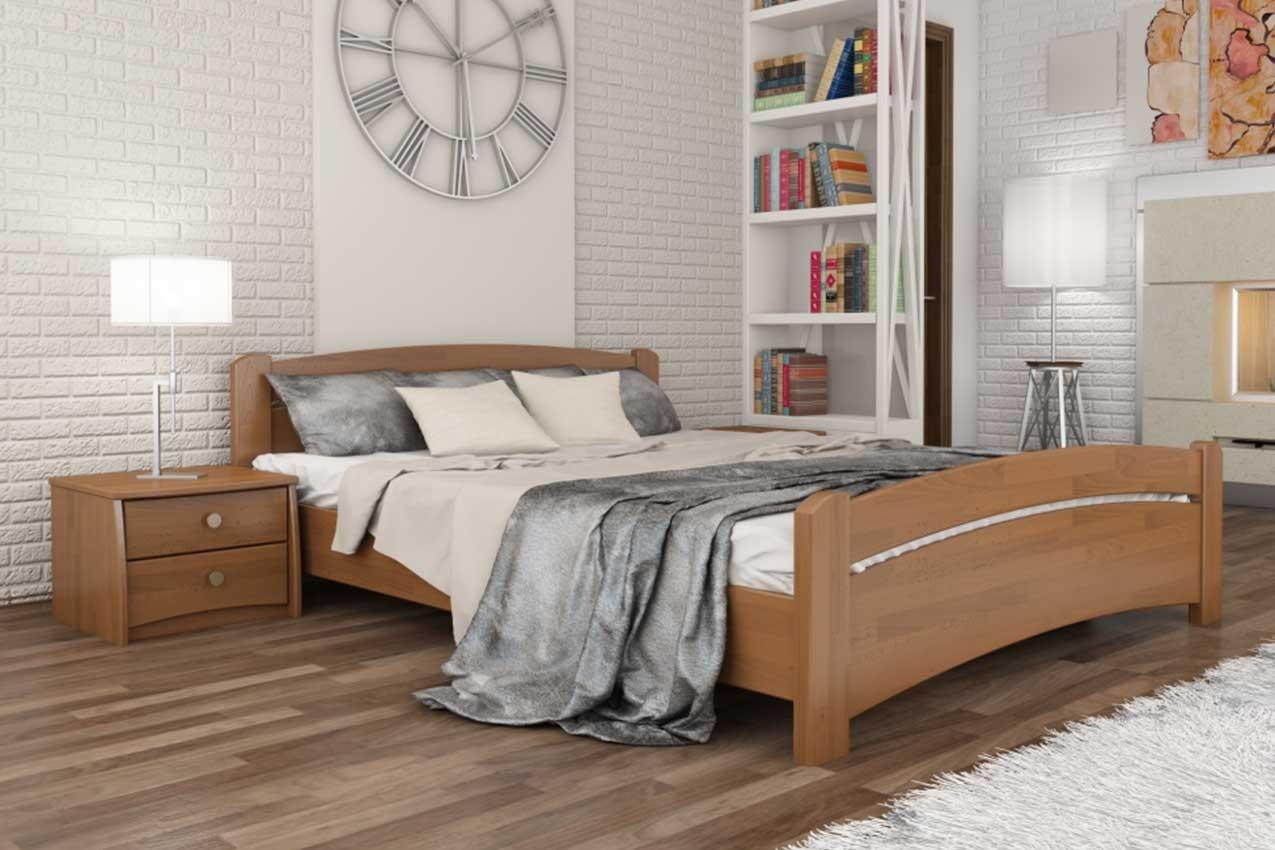 Фото Деревянная кровать Венеция от ТМ ЭСТЕЛЛА