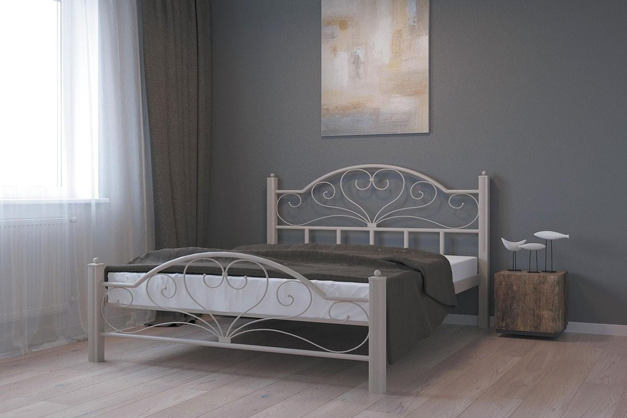 Фото Металлическая кровать Джоконда от ТМ Металл-Дизайн