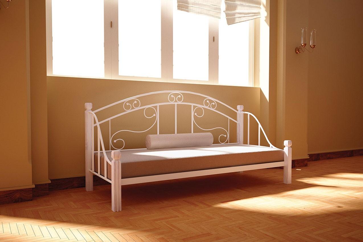 Фото Металлическая кровать Орфей от ТМ Металл-Дизайн