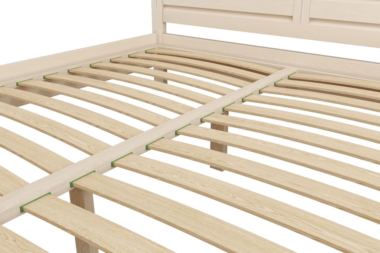 Деревянная кровать Ината от ТМ MUNGER в Украине