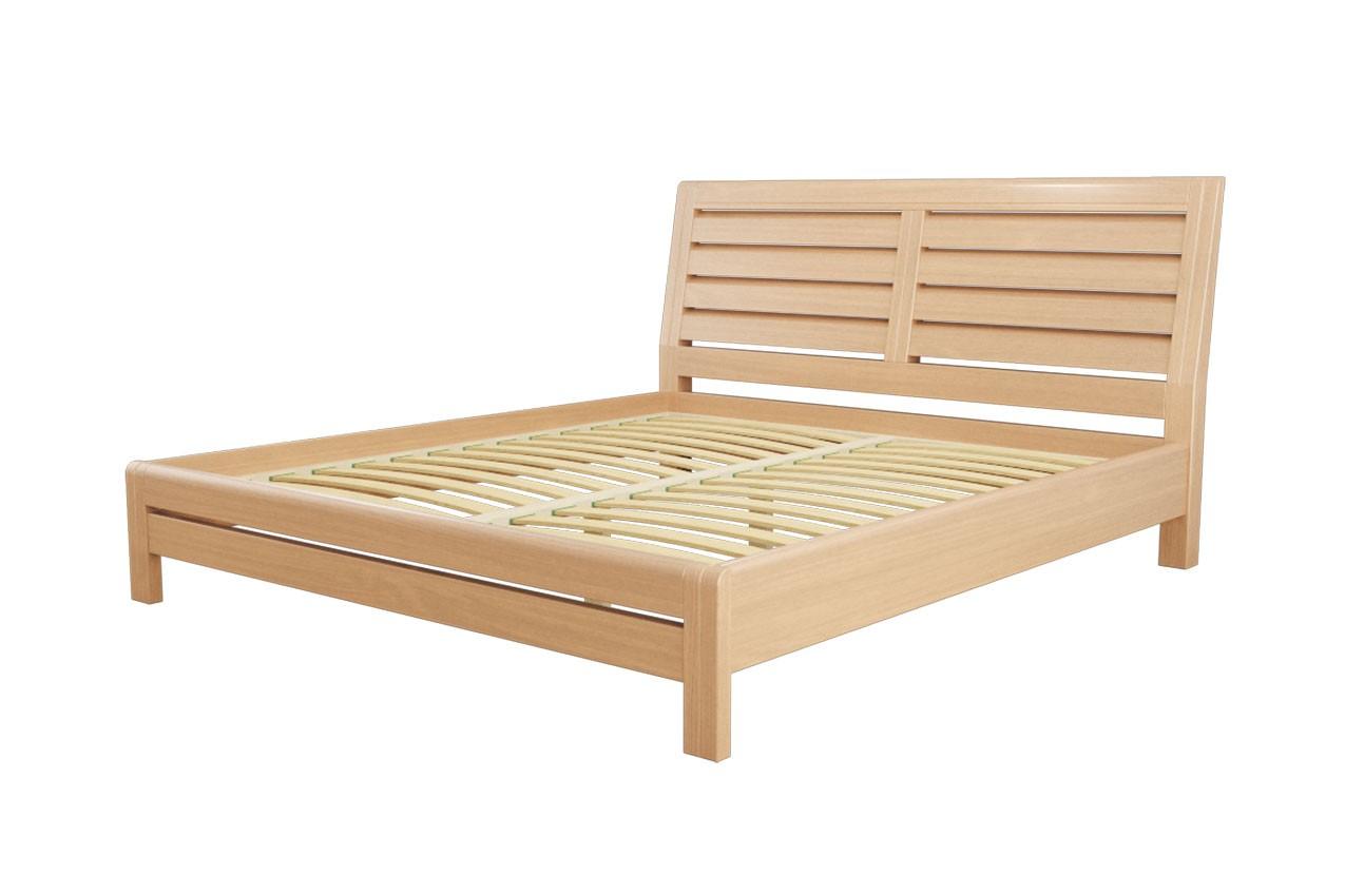 Деревянная кровать Ината от ТМ MUNGER недорого