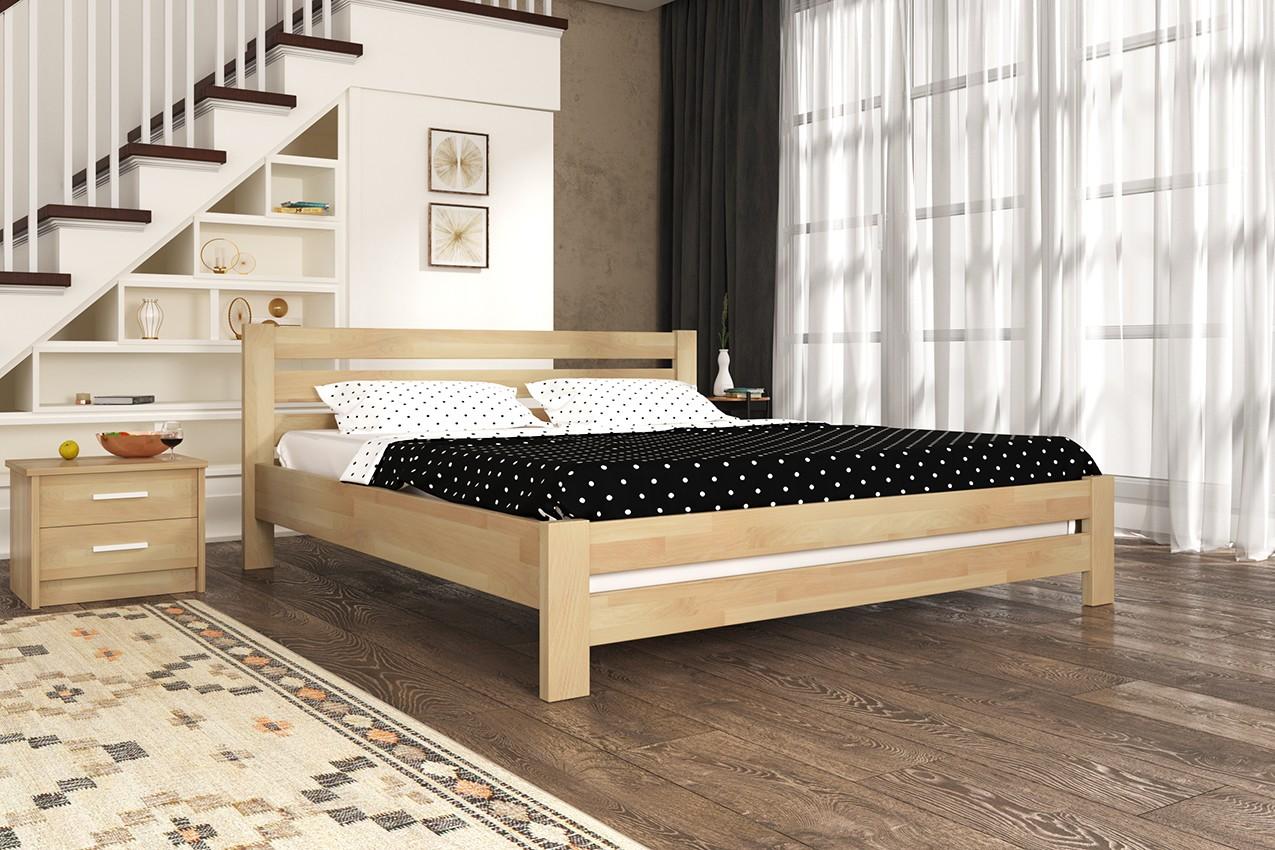 Фото Деревянная кровать Дебора от ТМ MUNGER