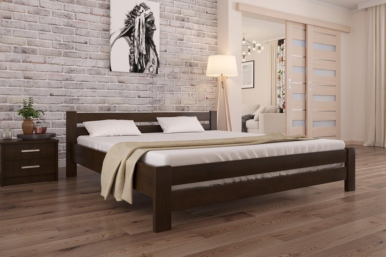 Фото Деревянная кровать Лорелея от ТМ MUNGER