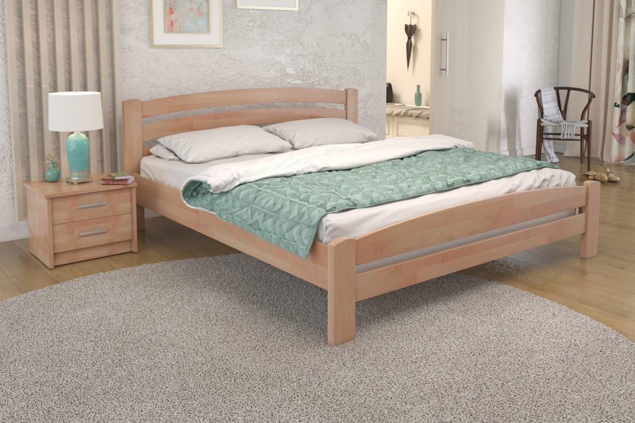 Фото Деревянная кровать Вильма от ТМ MUNGER