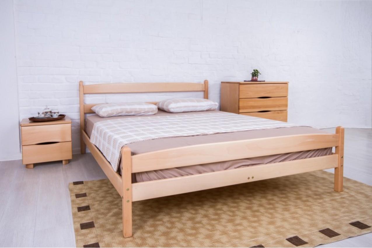 Фото Деревянная кровать Лика от ТМ Олимп