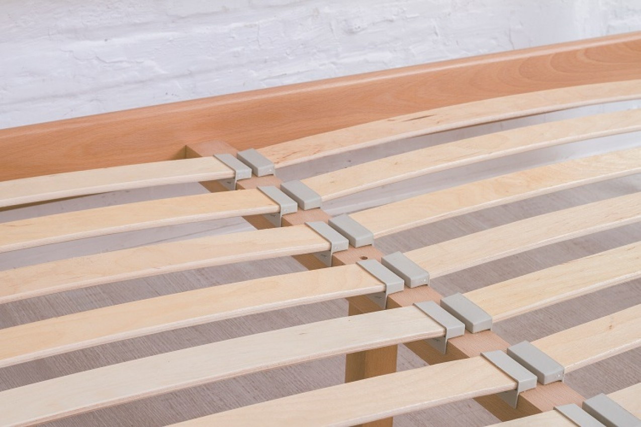 Деревянная кровать Лика без изножья от ТМ Олимп в интернет-магазине