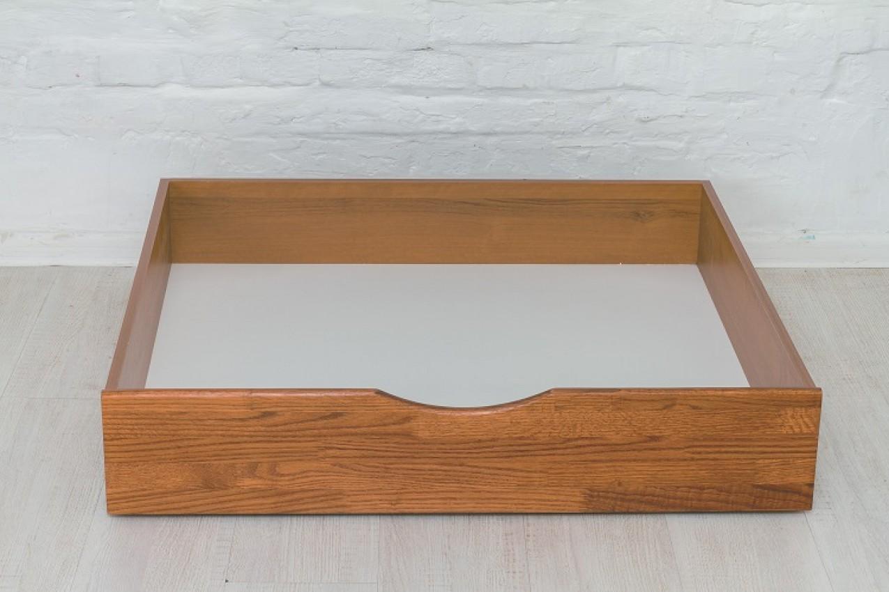Деревянная кровать Лика Люкс с ящиками от ТМ Олимп недорого