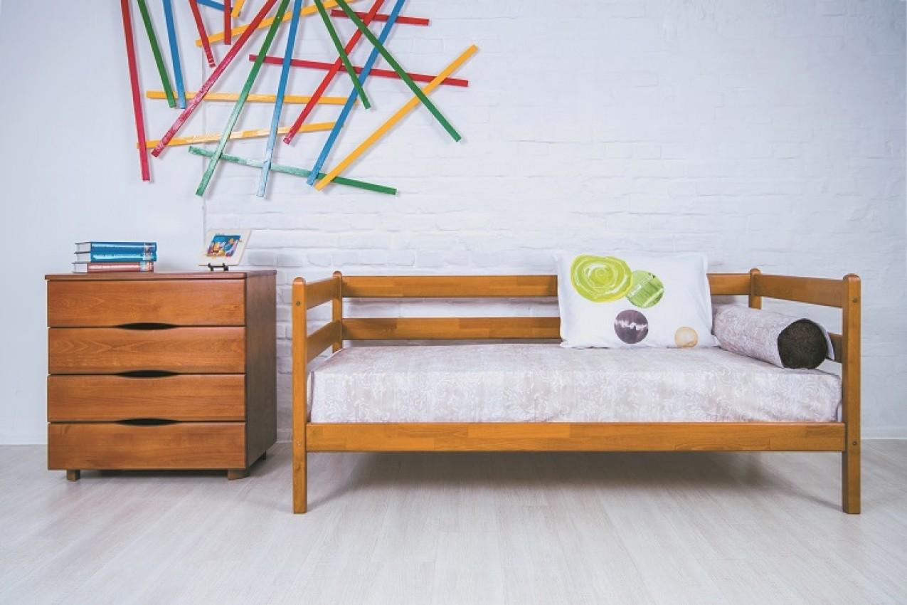 Деревянная кровать Марио от ТМ Олимп в Украине