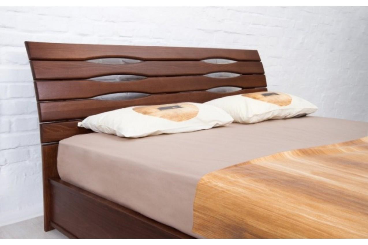 Деревянная кровать Марита N от ТМ Олимп в Украине