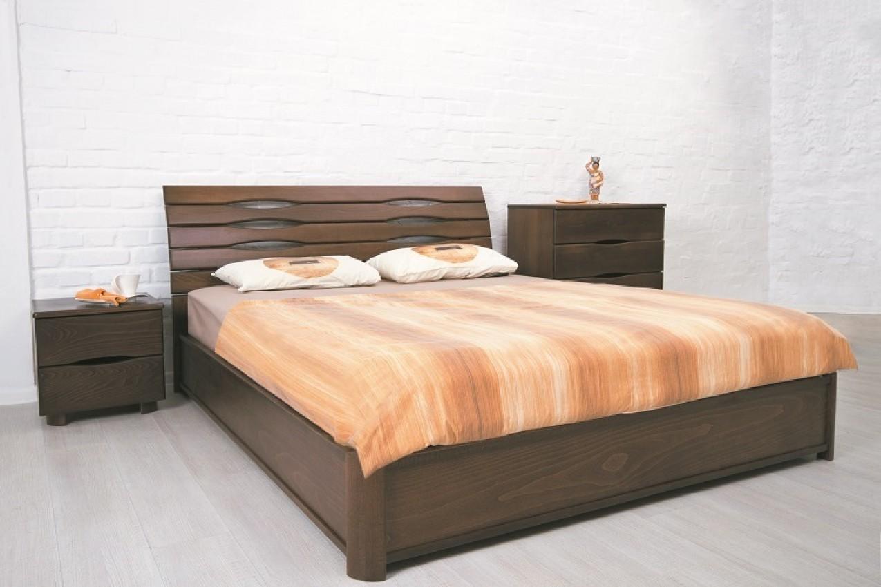 Деревянная кровать Марита N от ТМ Олимп недорого
