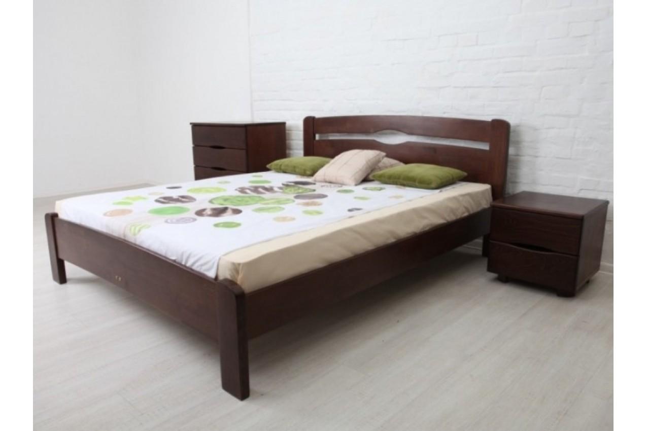 Деревянная кровать Нова без изножья от ТМ Олимп недорого