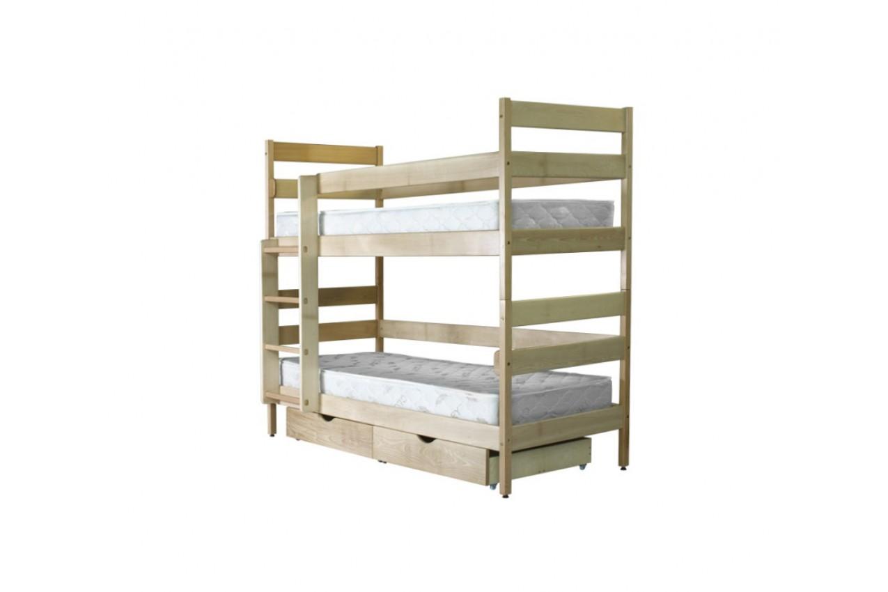 Деревянная кровать Ясна от ТМ Олимп недорого
