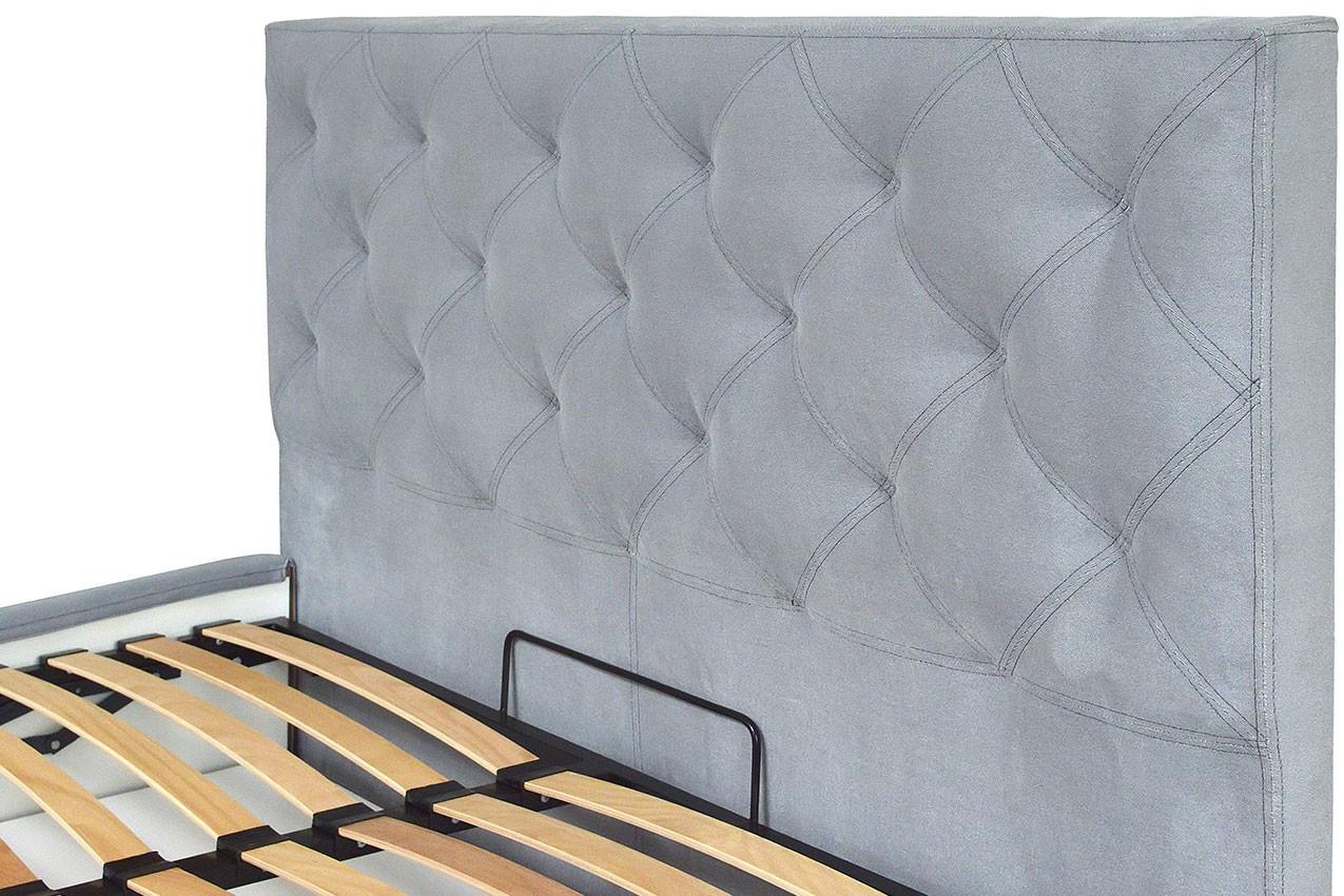 Мягкая кровать Бристоль от ТМ Richman фото