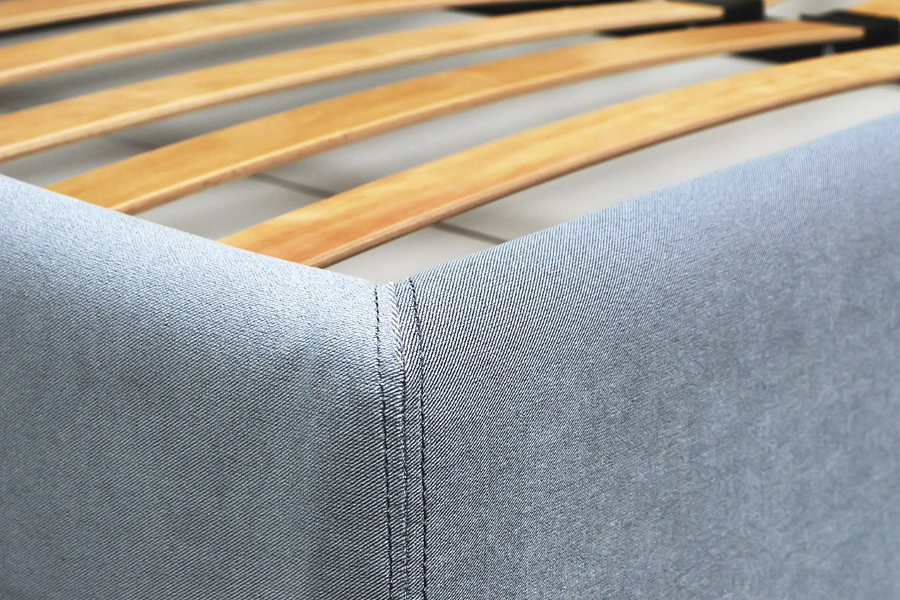 Мягкая кровать Бристоль от ТМ Richman Империя матрасов