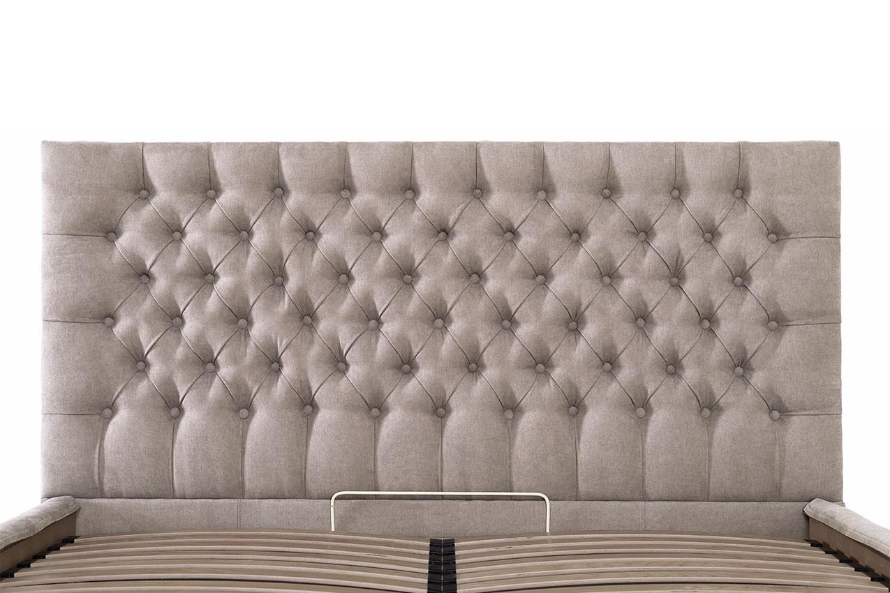 Мягкая кровать Кембридж от ТМ Richman Империя матрасов