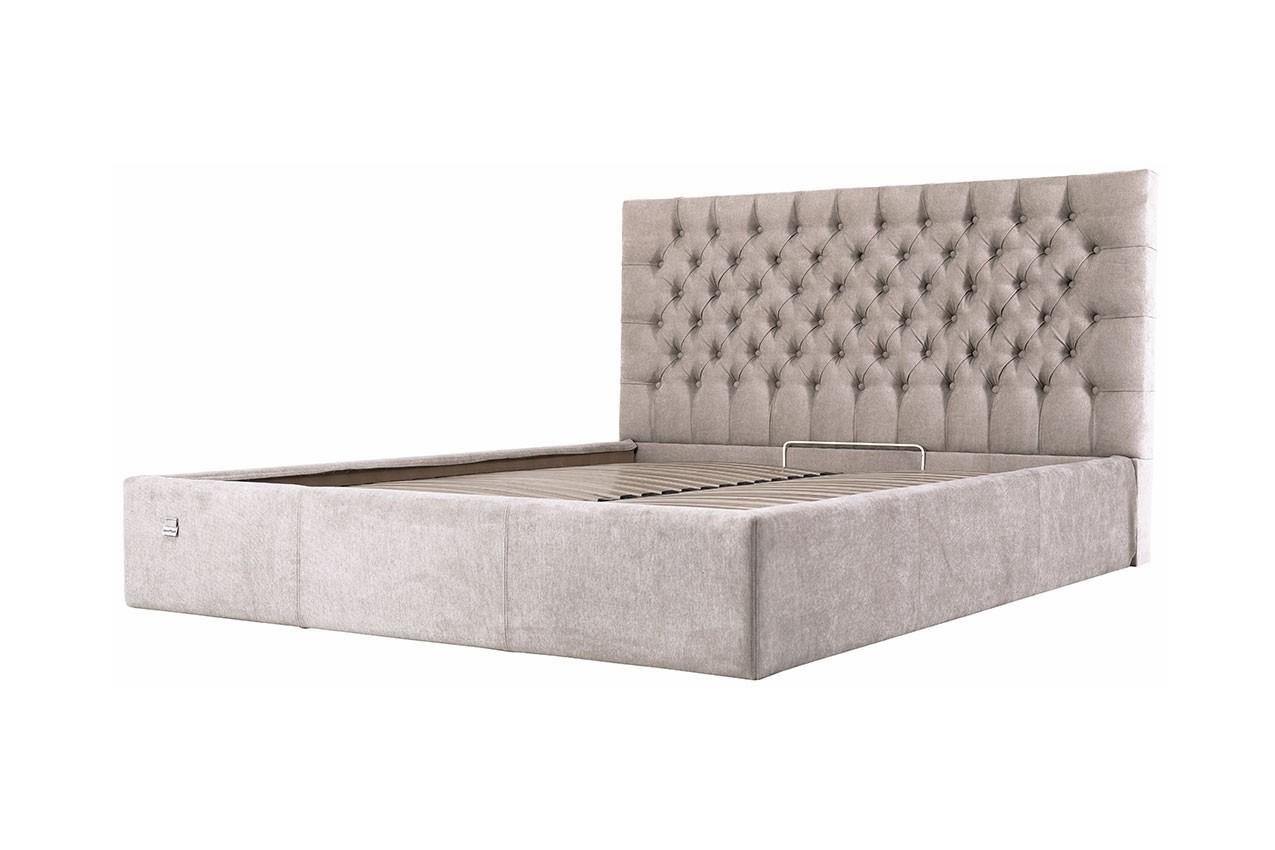 Мягкая кровать Кембридж от ТМ Richman недорого