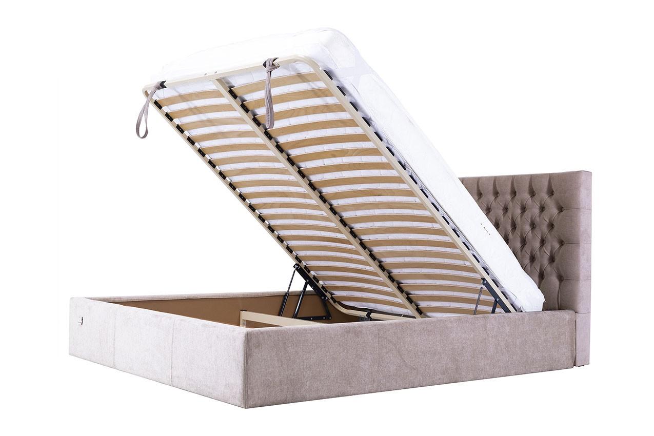 Мягкая кровать Кембридж от ТМ Richman в интернет-магазине