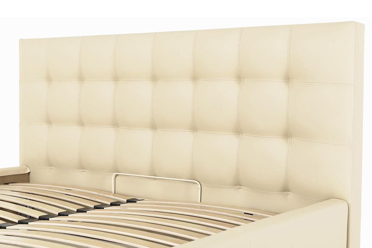 Мягкая кровать Честер от ТМ Richman фото