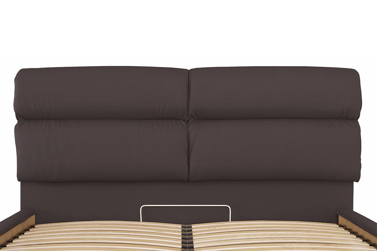 Мягкая кровать Оксфорд от ТМ Richman Империя матрасов