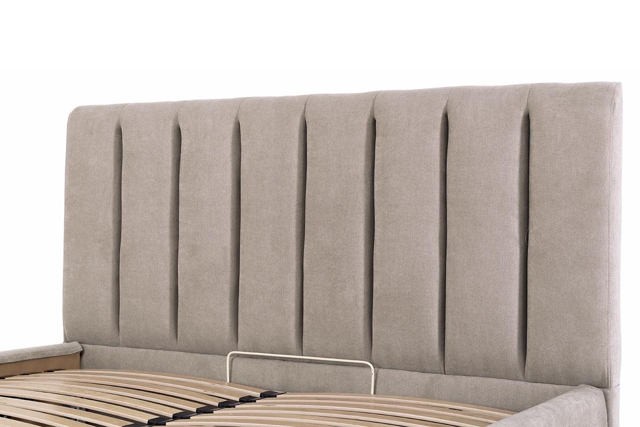 Мягкая кровать Санам от ТМ Richman цена