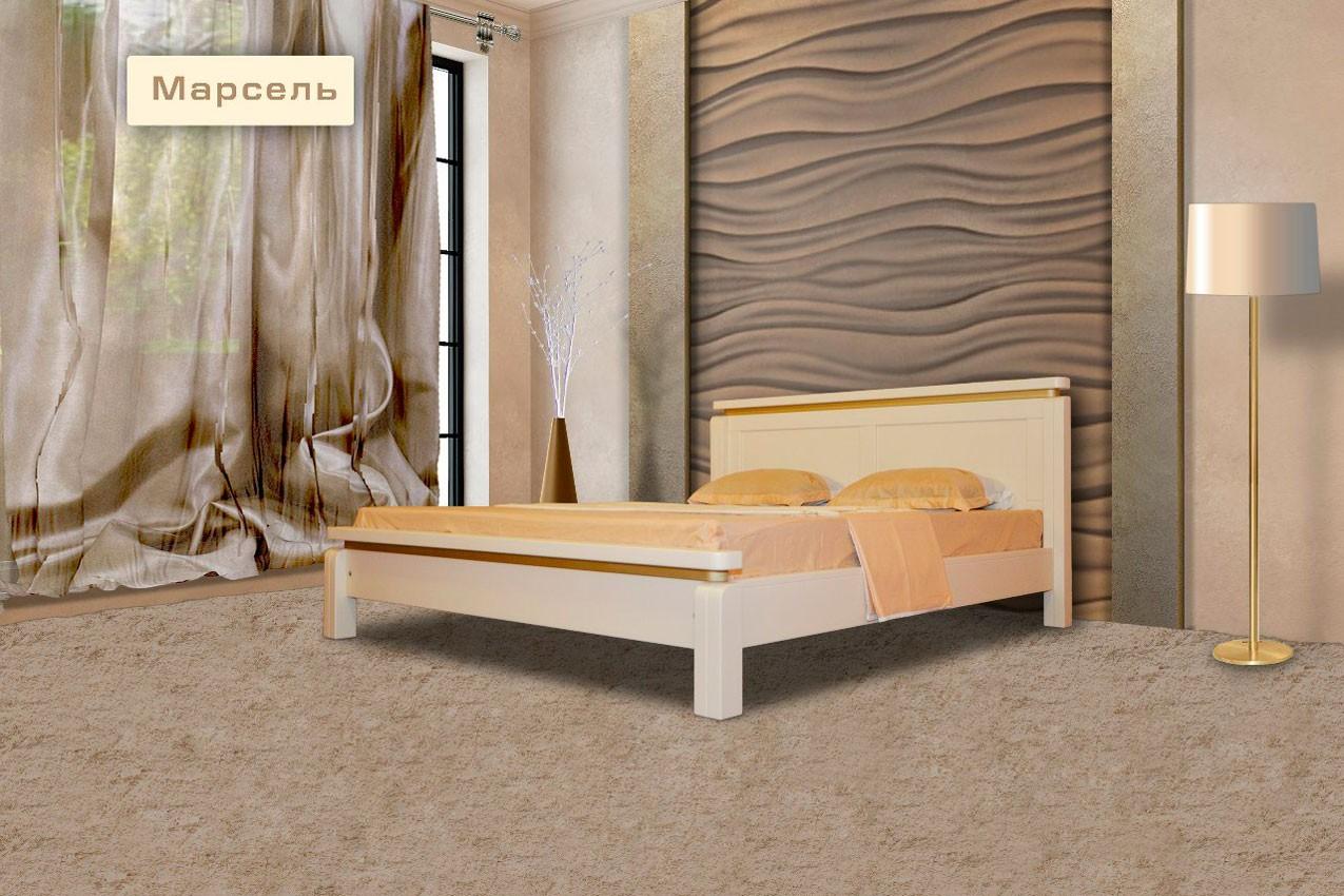 Кровать Марсель от ТМ Stadnik недорого