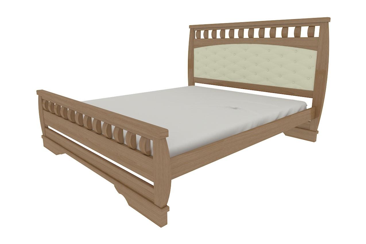 Деревянная кровать Атлант 11 от ТМ ТИС недорого