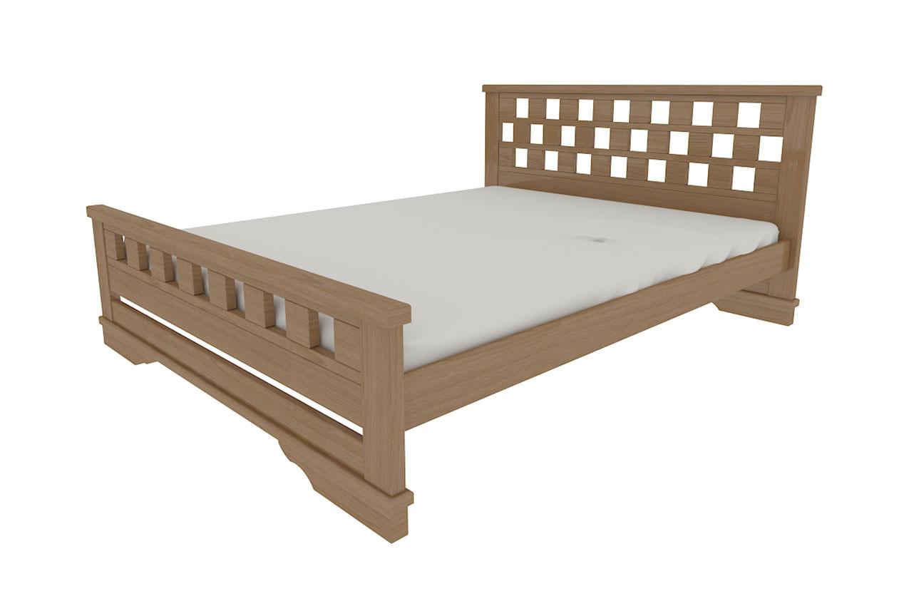 Деревянная кровать Атлант 9 от ТМ ТИС недорого