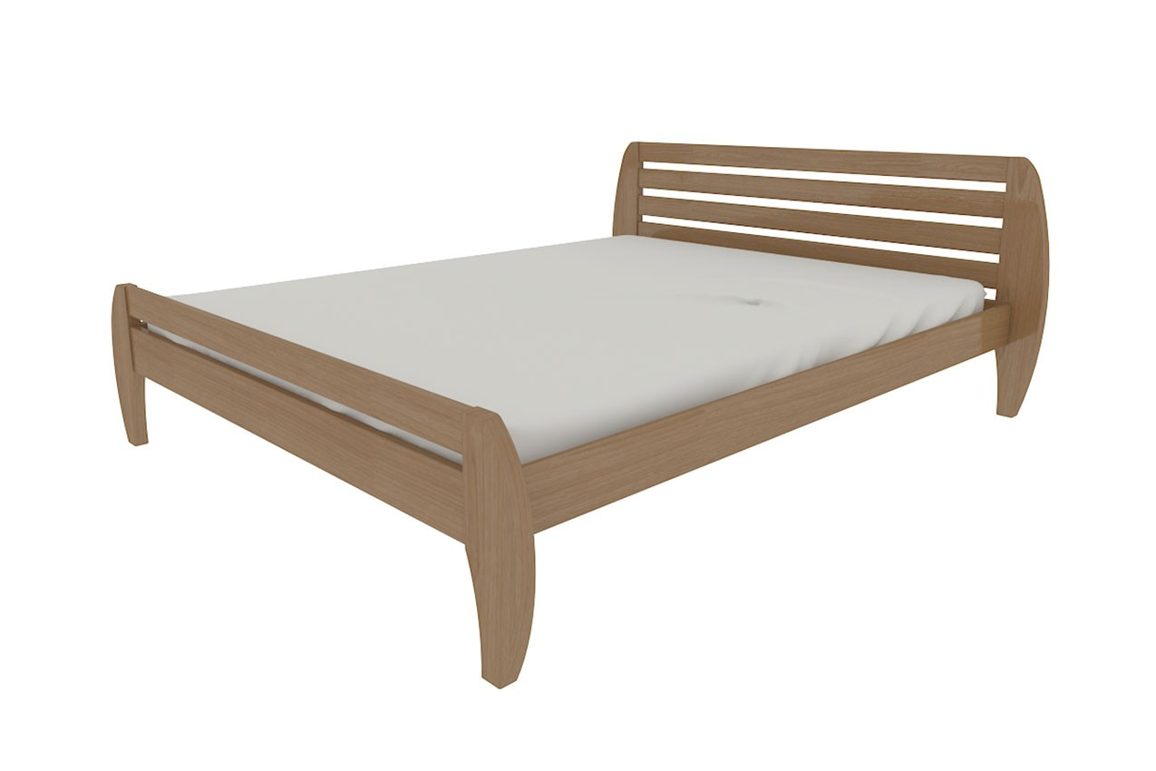 Деревянная кровать Новое от ТМ ТИС недорого