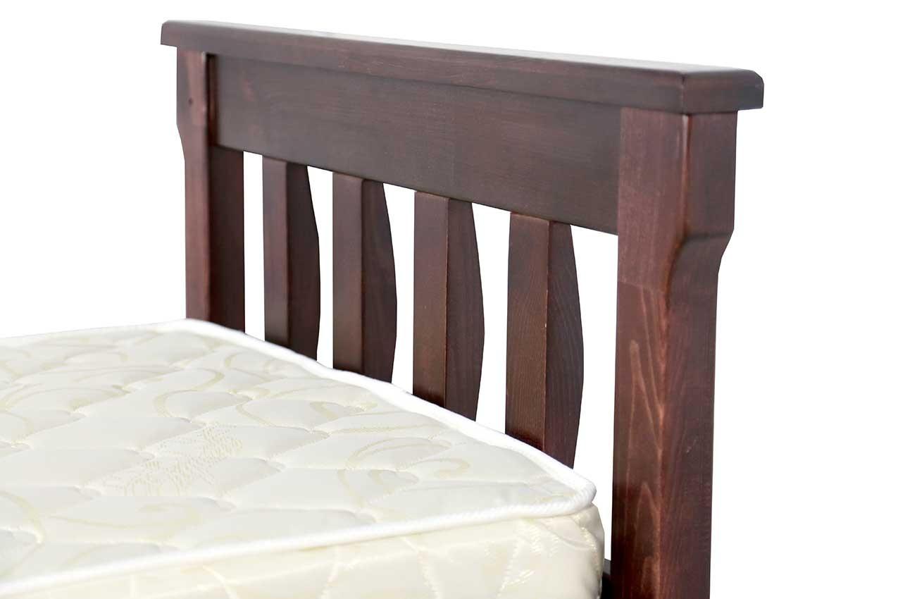 Деревянная кровать Рондо 3 от ТМ ТИС в наличии