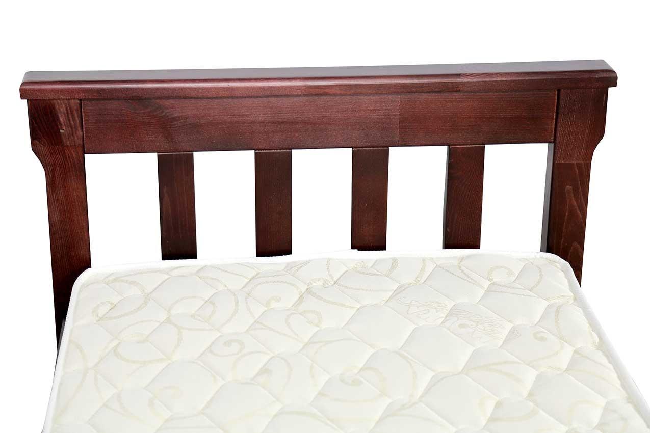 Деревянная кровать Рондо 3 от ТМ ТИС цена