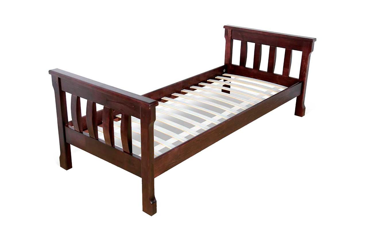 Деревянная кровать Рондо 3 от ТМ ТИС в интернет-магазине