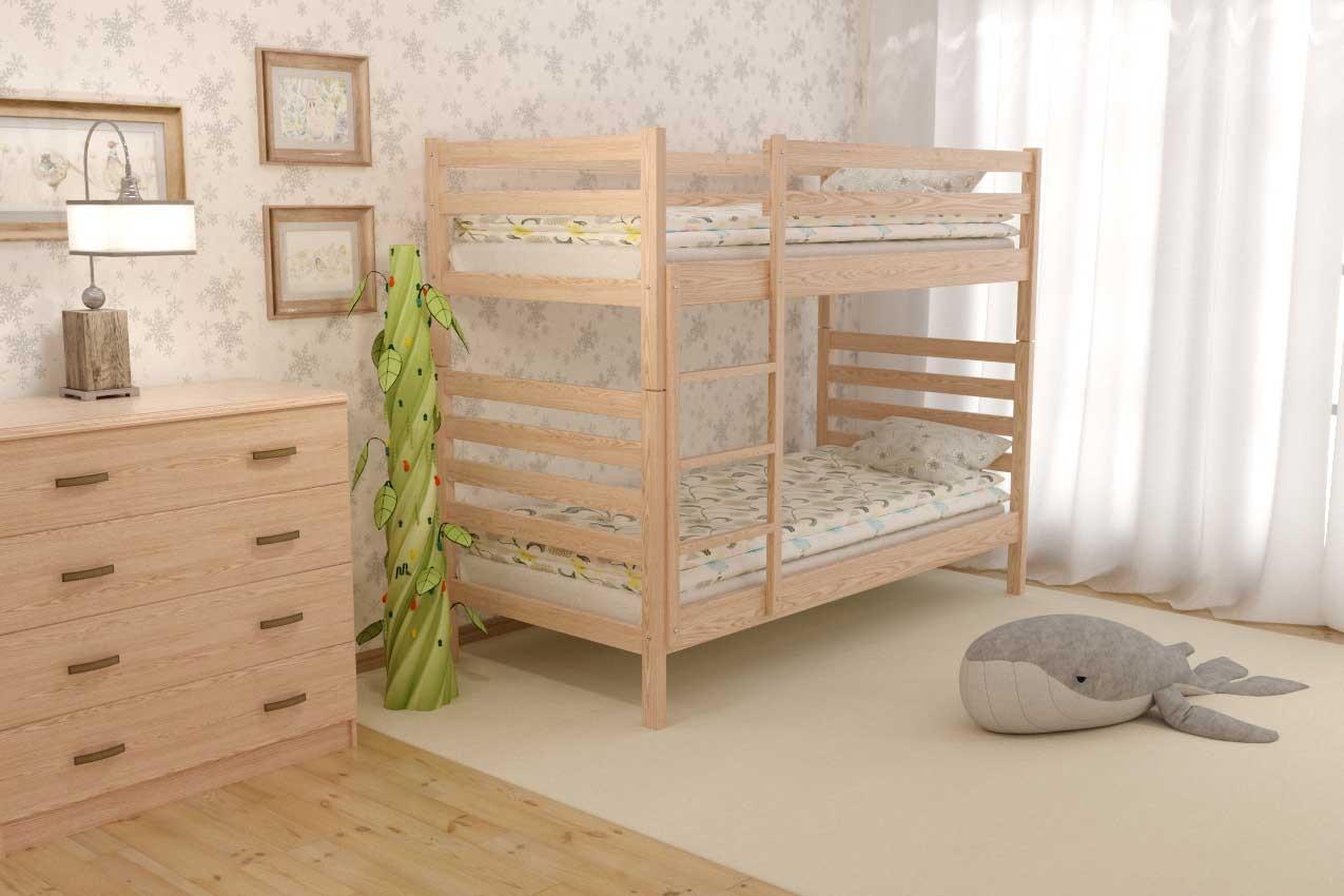 Фото Деревянная кровать Трансформер 1 от ТМ ТИС