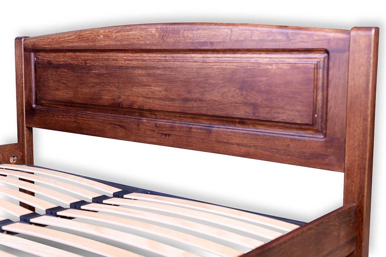 Дубовая кровать Комфорт 2 от ТМ Закарпатье фото