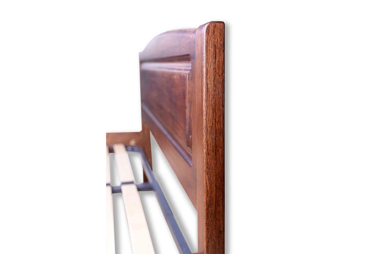 Дубовая кровать Комфорт 2 от ТМ Закарпатье цена