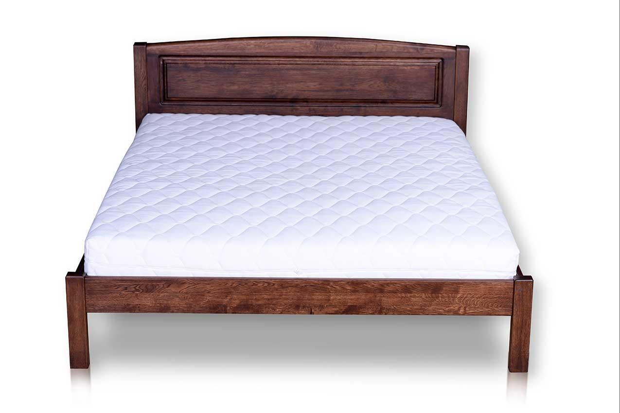 Дубовая кровать Комфорт 2 от ТМ Закарпатье в наличии