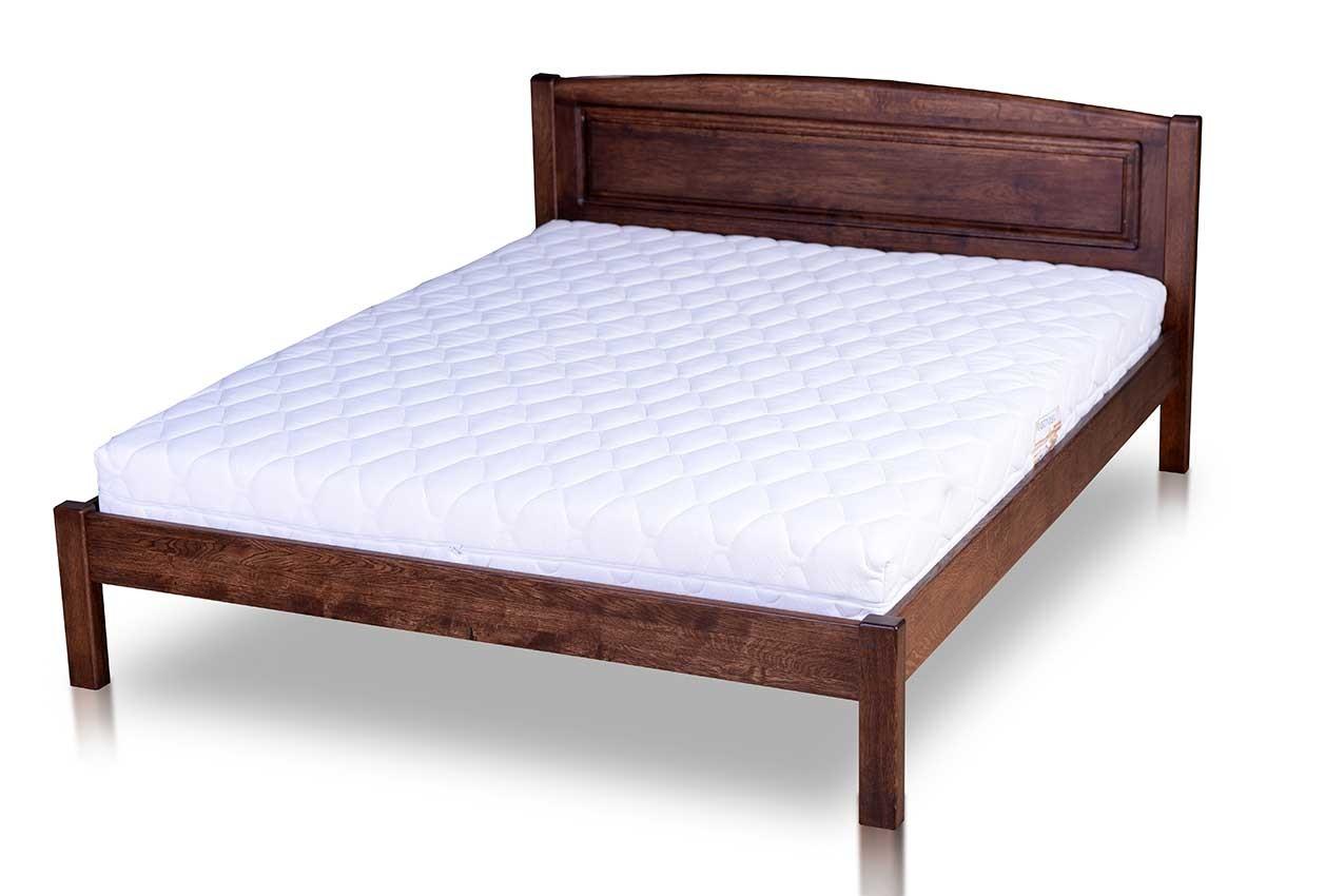 Дубовая кровать Комфорт 2 от ТМ Закарпатье в кредит