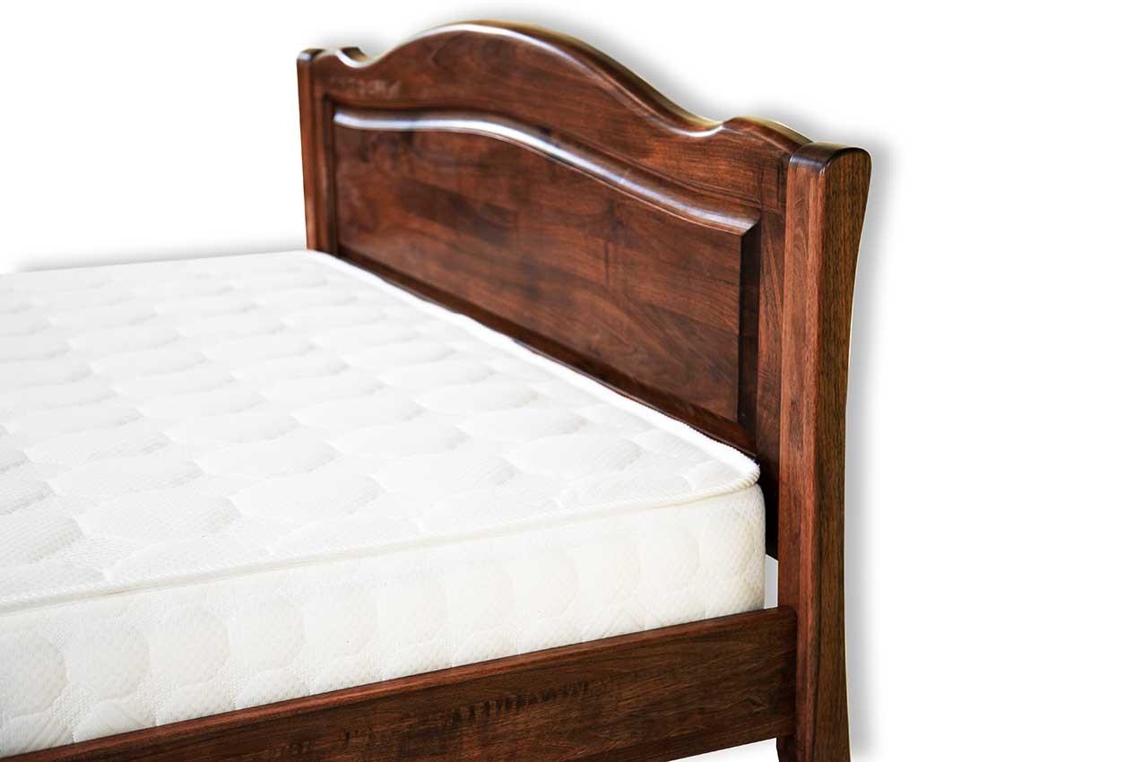 Дубовая кровать Комфорт 4 от ТМ Закарпатье в Украине