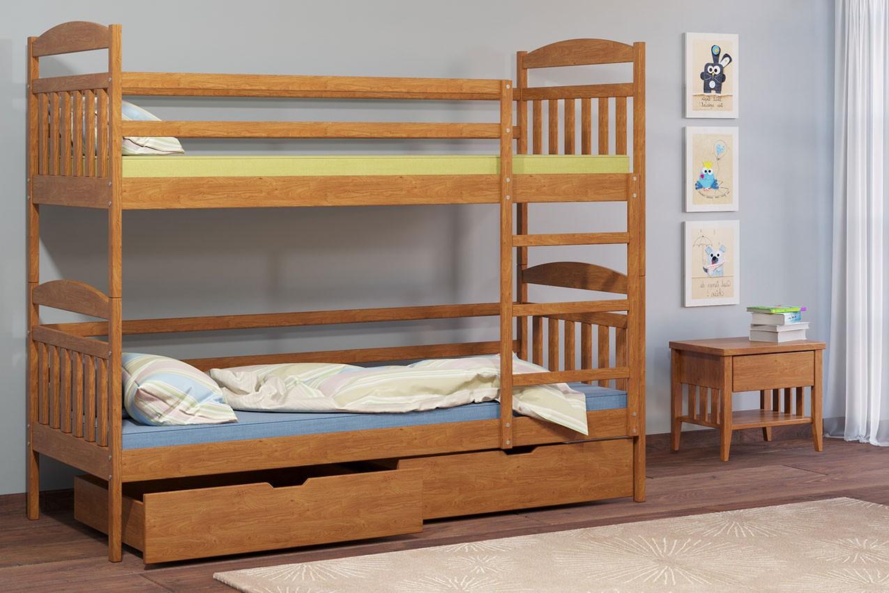 Фото Деревянная кровать Алтея от ТМ Camelia
