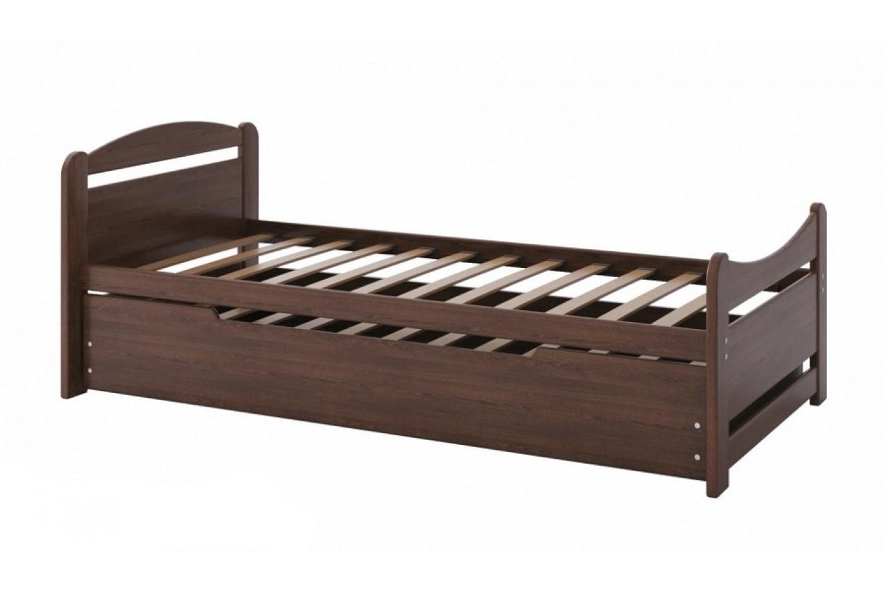 Деревянная кровать Авена от ТМ Camelia недорого