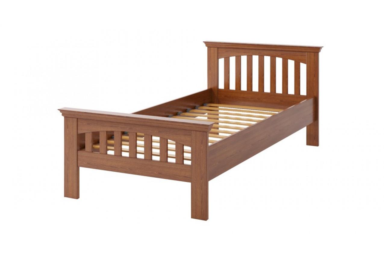 Деревянная кровать Лаванда от ТМ Camelia недорого